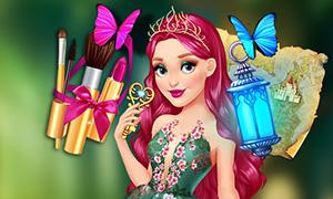 Игра для девочек: Зачарованный бал в волшебной стране