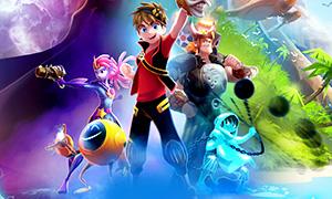 Зак Шторм: Супер Пират - опенинг мультсериала