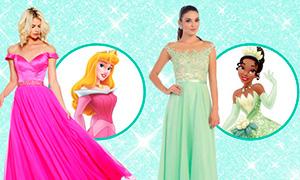 Тест: Платье какой Дисней Принцессы тебе стоит надеть на выпускной?