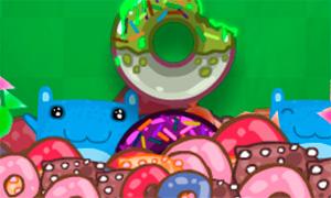 Игра: Плохой пончик