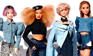 Модное сотрудничество: Барби и Марни Сенофонте