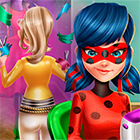 Игра для девочек: Леди Баг и Хлоя модные соперницы