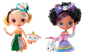 Фэшн наборы для кукол KuuKuu Harajuku