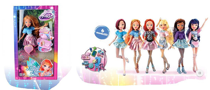 FOREVER FASHION Winx