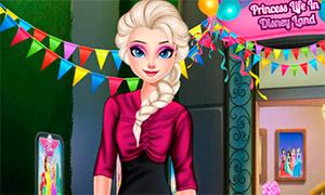 Игра для девочек: Первая книга Эльзы