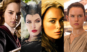 Опрос: Лучшая героиня фантастических и фэнтези фильмов