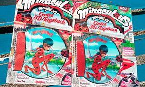 Новый журнал с героями Леди Баг вышел в Германии