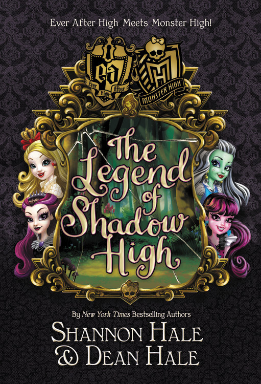 Обложка The Legend of Shadow High