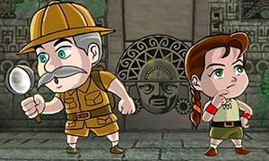 Игра для двоих: Сокровища Инков