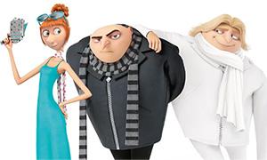 Гадкий Я 3: Новый трейлер и новые кадры из мультфильма