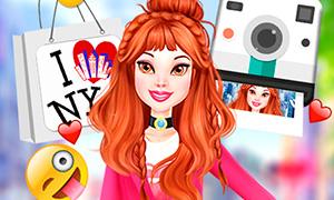 Игра для девочек: Мода улиц города