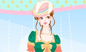 Игра: Романтичная леди из прошлого века