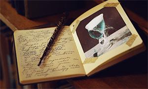 Гарри Поттер: Анимации - волшебные записные книжки