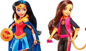 DC Super Hero Girls: Первый взгляд на эксклюзив Комик Кона 2017