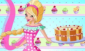 Мир Винкс 2 сезон: Винкс и тортики - новый