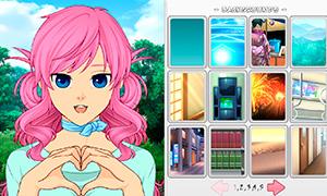 Игра мейкер: Создай свой аватар в аниме стиле