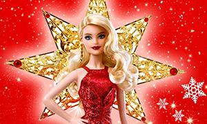 Holiday Barbie 2017 - новые праздничные куклы Барби