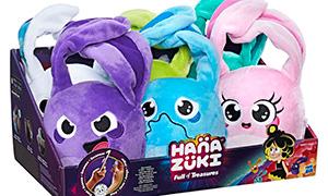 Ханазуки: Встречай новые игрушки!