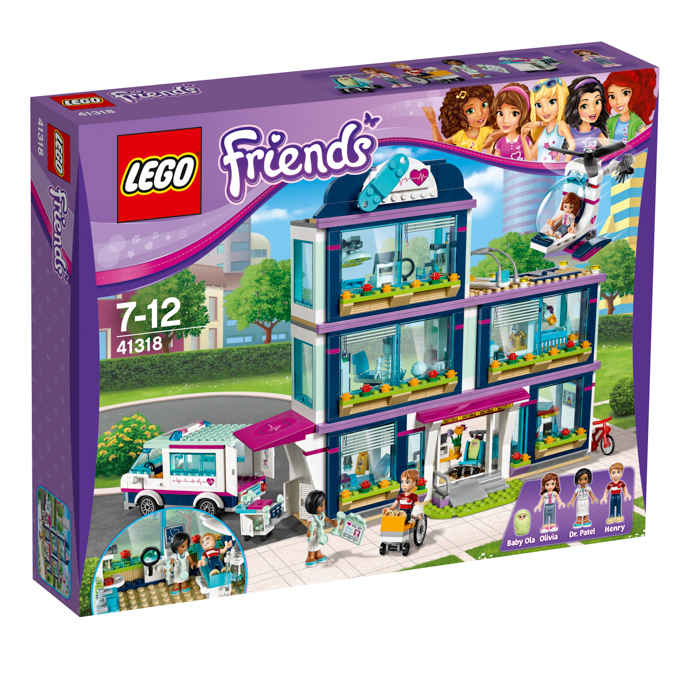 LEGO Friends Клиника
