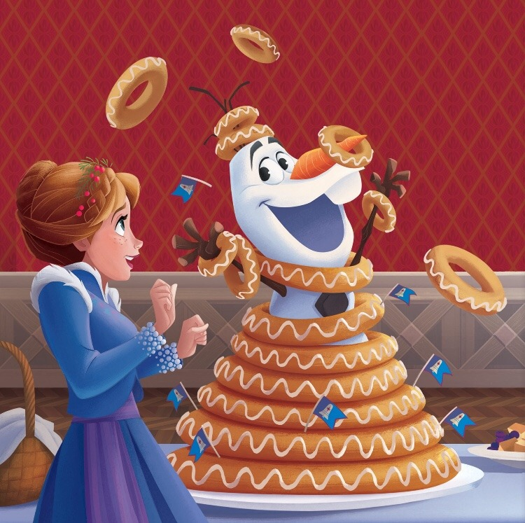 Олаф и холодное приключение (Olafs Frozen Adventure, 2019) картинки