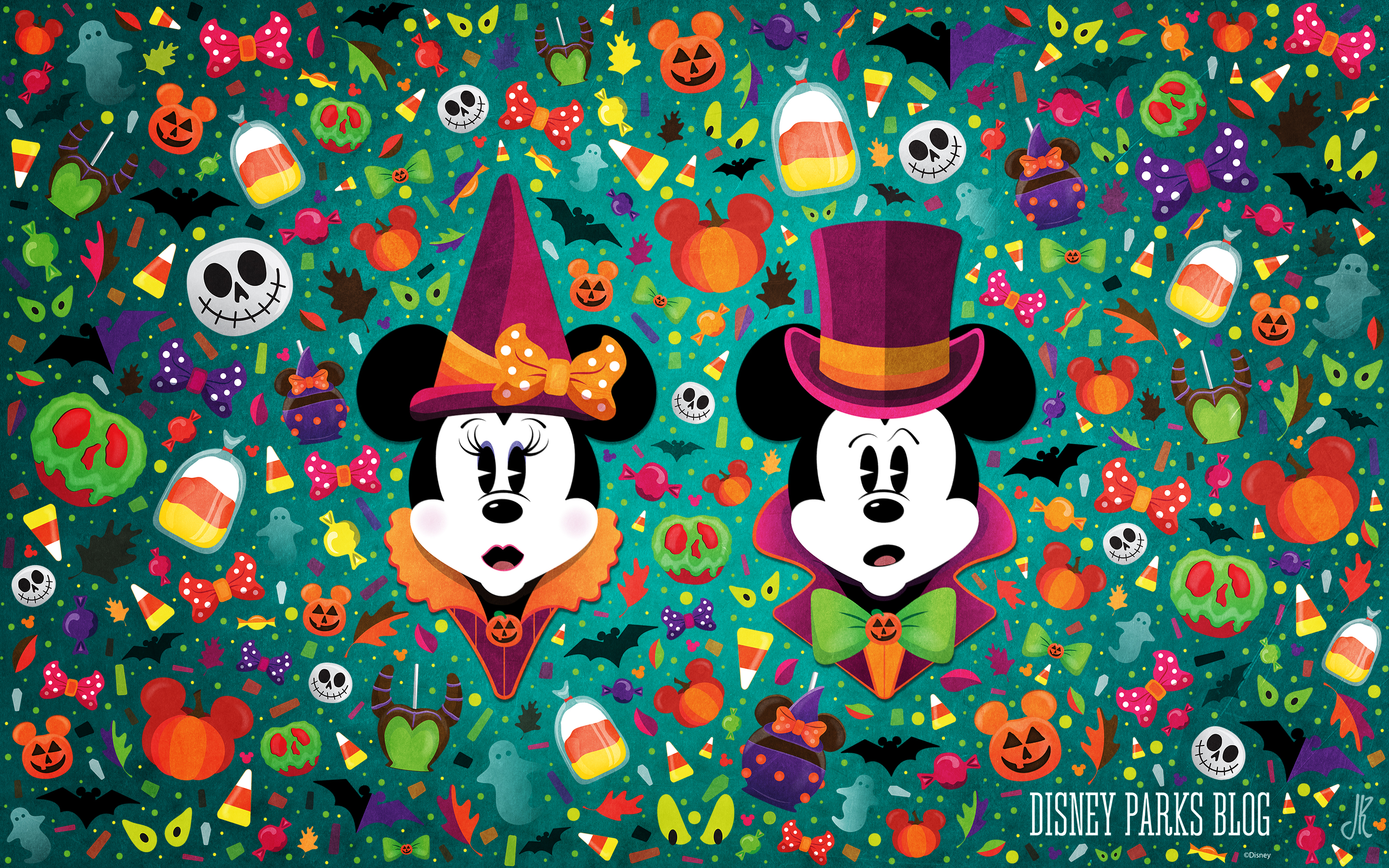 Mickey mouse thanksgiving wallpaper