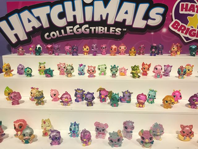 Hatchimals 2018
