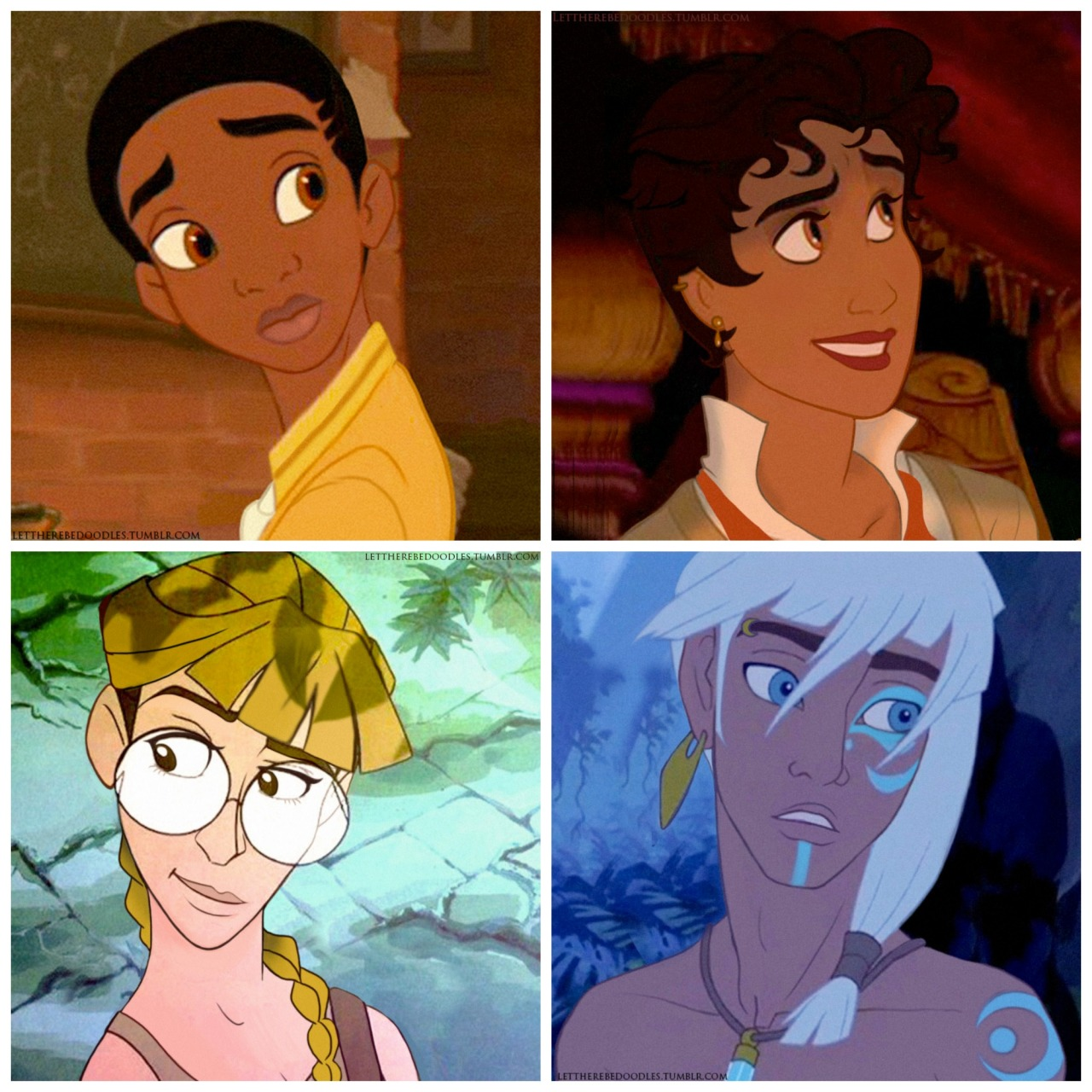 gender race and disney princesses Gender-flipped disney princesses gender-flipped disney princesses - gender bent pocahontas is hot  am i the only one that noticed the race bent rajah is sim a from lion king i kind of love the egyptian meg there's no disney movie in egypt, is there i know the prince of.