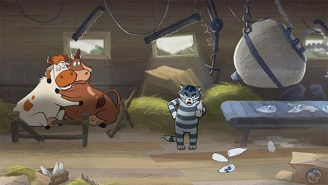 Сборник советских мультфильмов смотреть онлайн бесплатно