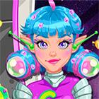 Игра: Реалистичный салон красоты для гостьи из космоса