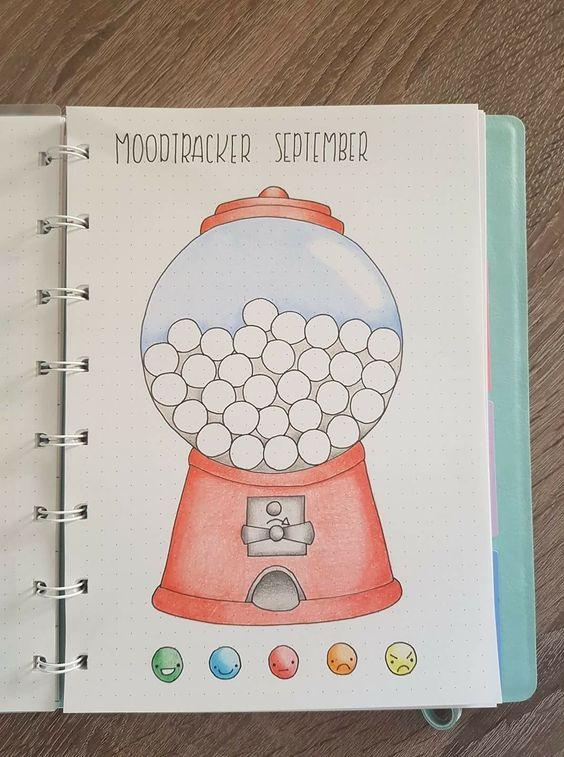 Идеи для ежедневника автомат с конфетами