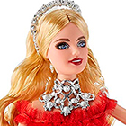 Промо фото новой куклы Барби 2018 Barbie Happy Holidays
