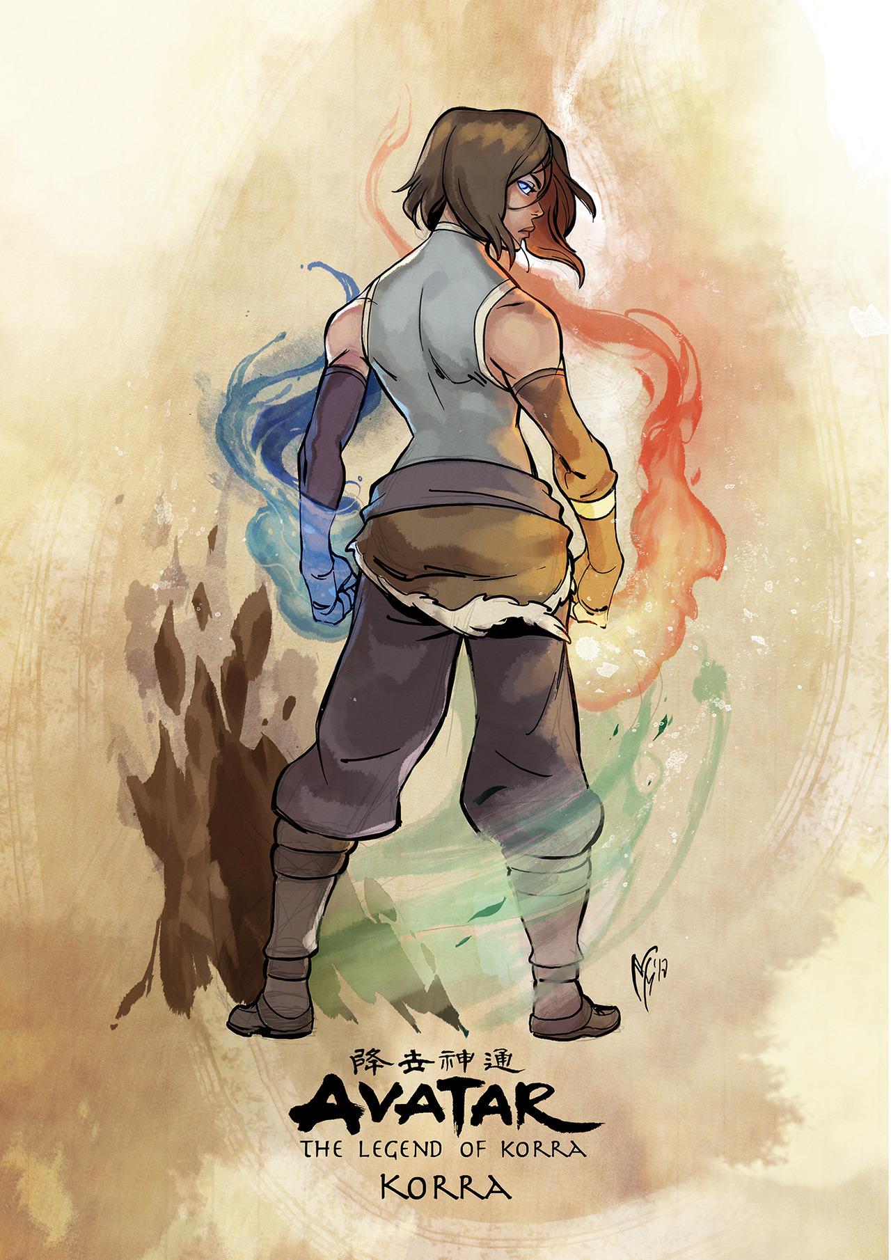 Is Azula In Legend Of Korra