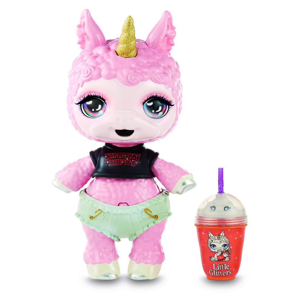 новые игрушки Poopsie Surprise блестящий сиреневый пупси
