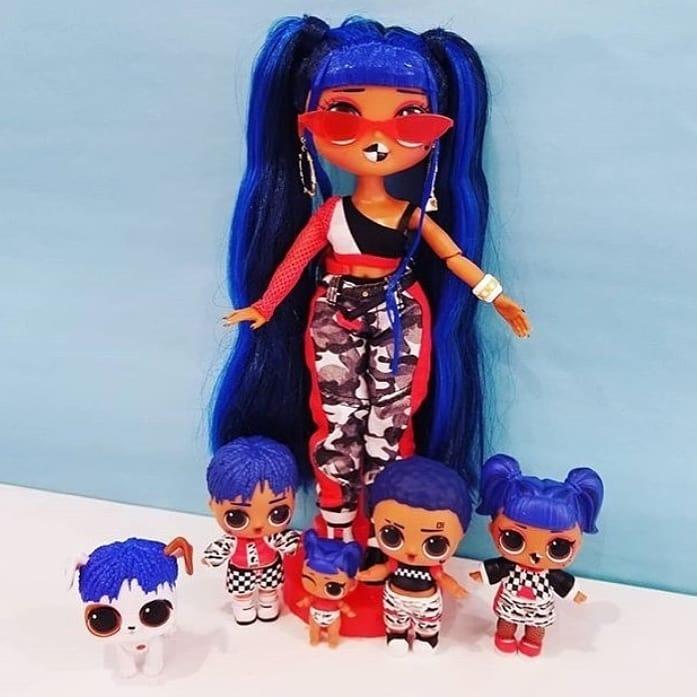 Кукла Невероятный сюрприз LOL Surprise S1 - купить фигурки
