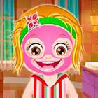 Игра: Салон красоты для девочки Хейзел