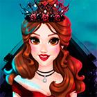 Игра: Свадьба в готическом вампирическом стиле для принцессы Белль