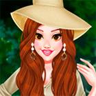 Игра: Наряды Дисней Принцесс для путешествия на природу