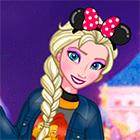 Игра Дисней Принцессы и мода в стиле Диснейлэнда