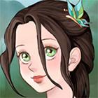 Игра одевалка и прически для принцессы