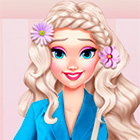 Игра: Виртуальный гардероб с Эльзой - одевалка и шоппинг