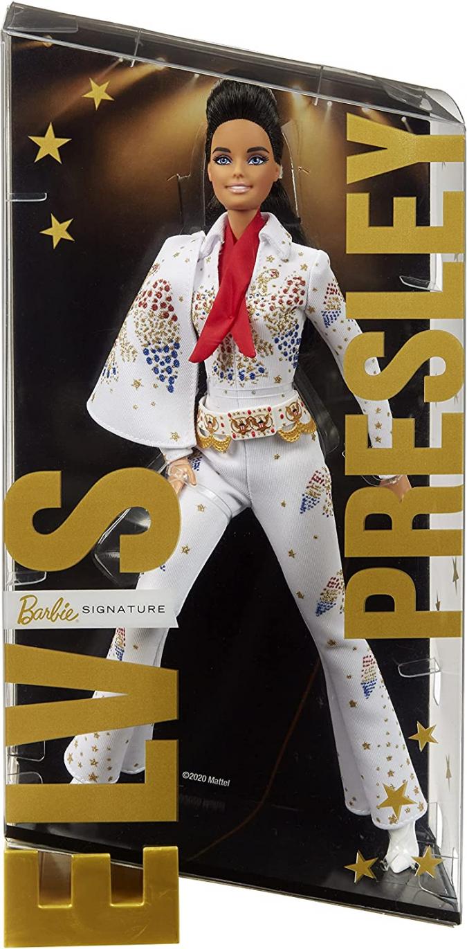 Барби Signature Элвис Пресли